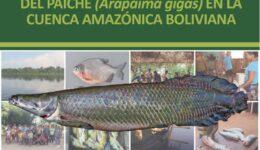 Carvajal Vallejos_2017_Linea base Arapaima gigas Bolivia_Libro Editorial Inia_tapa