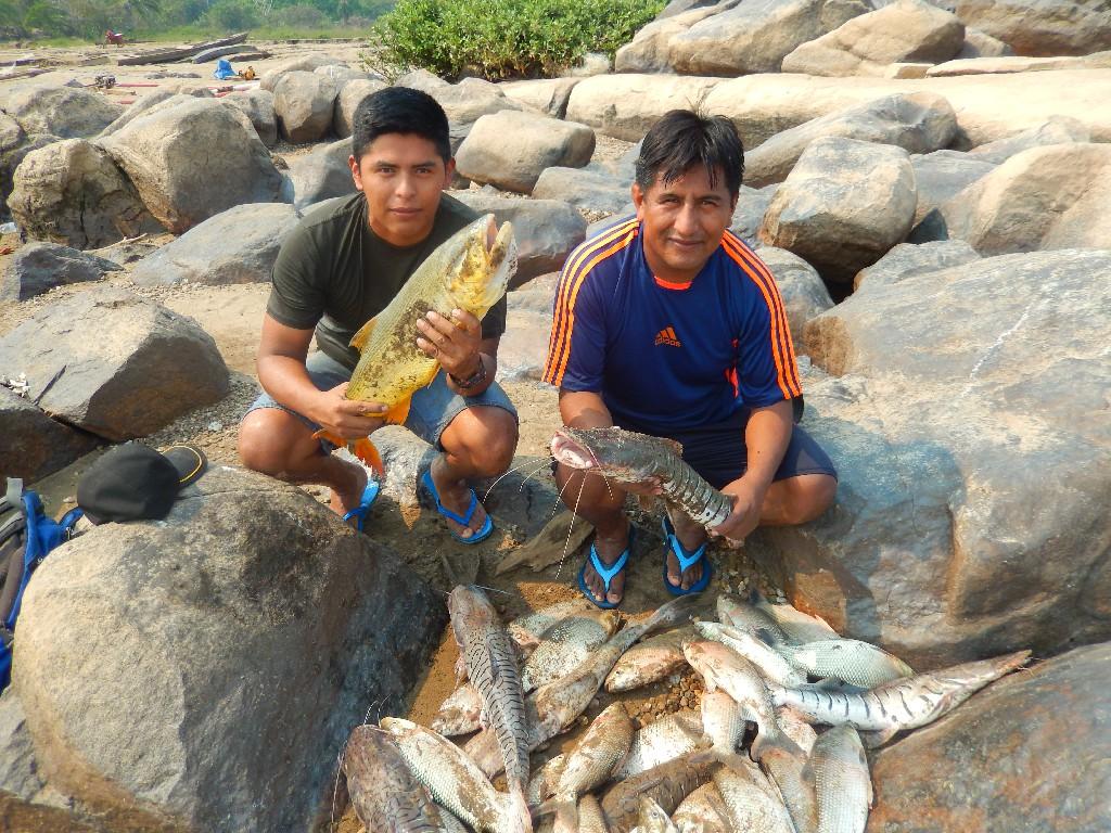 Pesca y seguridad alimentaria