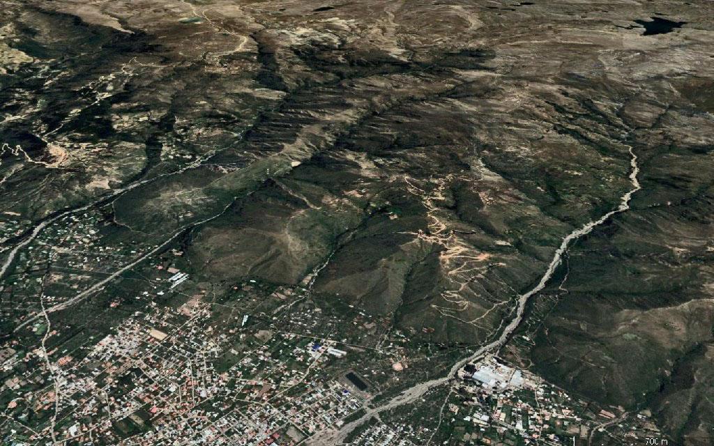 Manejo de cuencas y áreas protegidas