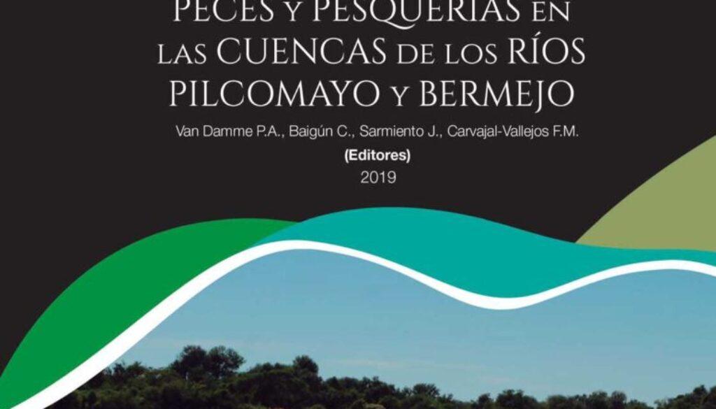 Van Damme et al_2019_Peces pesquerias Pilcomayo Bermejo_tapa