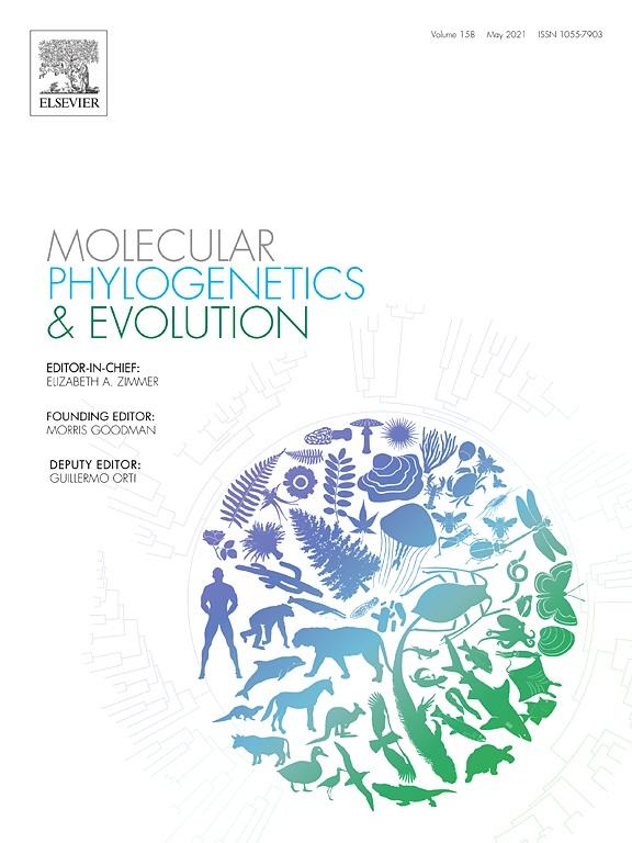 Molecular Phylogenetics & Evolution
